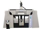 Drinns DCNC Series 5 Axis Gantry CNC Milling Machine